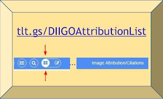 Attribution Citations DIIGO list