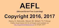 AEFL Copyright HH Holcomb SW Gilbert 2016 2017